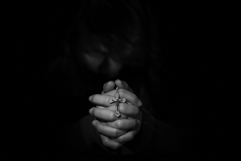 To the Christian Widow Questioning Her Faith