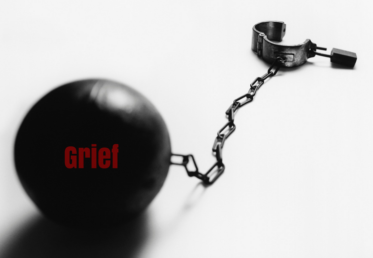 Yes, Grief Tags Along to New Relationships