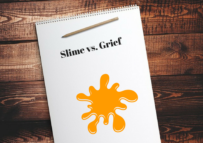 Five Lessons Slime Taught Me About Grief